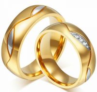 Обручальные кольца с фианитами