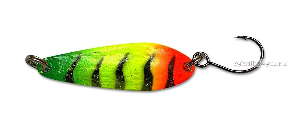 Купить Блесна Kosadaka Buggy (одинарный крючок) 40 мм / 7 гр цвет MH