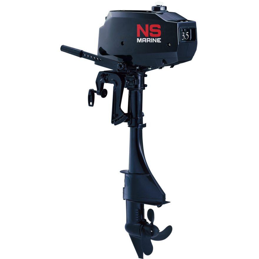 Лодочный мотор NS Marine NM 3.5 A2 S