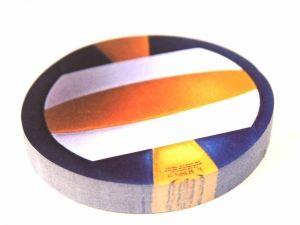 Стикер  Мяч волейбольный
