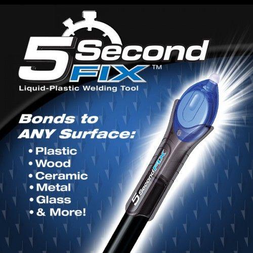 Горячий клей 5 Second Fix