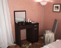 Туалетный столик с зеркалом Риано 4