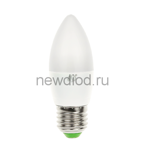 Лампа светодиодная LED-СВЕЧА-standard 7.5Вт 160-260В Е27 4000К 675Лм ASD