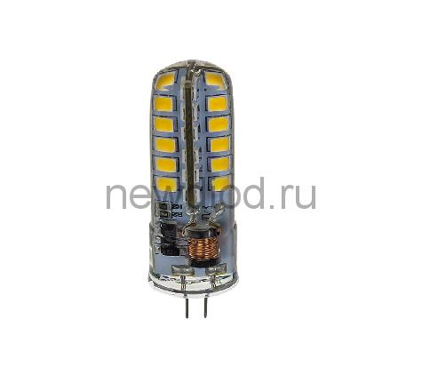 Лампа светодиодная LED-JC-standard 1.5Вт 12В G4 4000К 135Лм