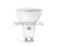 Лампа светодиодная LED-JCDRC-standard 10Вт 230В GU10 3000К 900Лм ASD