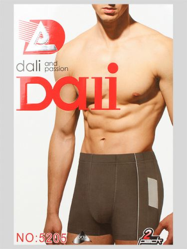Трусы-боксеры Dali №5205