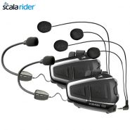 Мотогарнитура Cardo Scala Rider Q3 Multi-Set (двойной комплект)