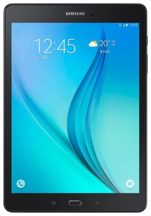Планшет Samsung Galaxy Tab A 9.7 LTE SM-T 555 16 Gb черный