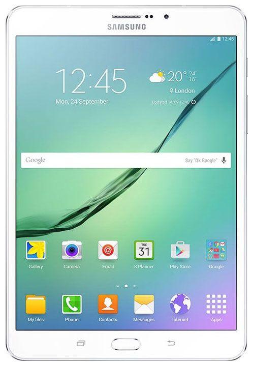 """Планшет Samsung Galaxy Tab S2 9.7"""" SM-T 815 LTE белый"""