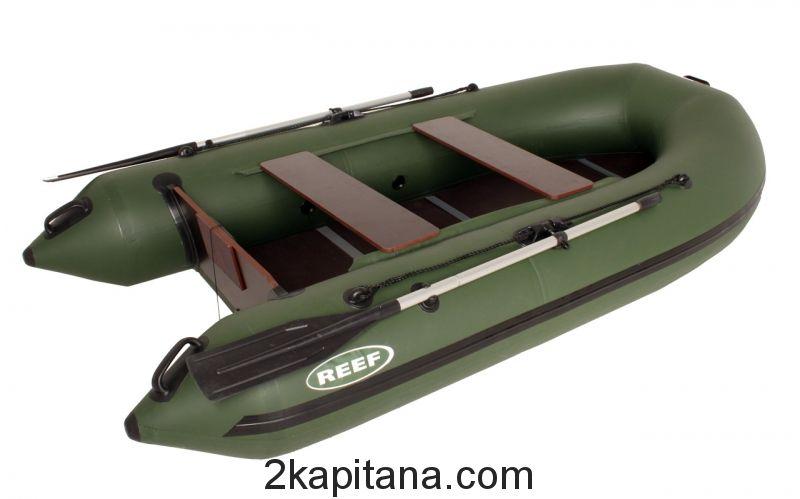 Лодка надувная REEF 290KC