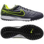 Шиповки Nike Tiempo Legacy TF чёрные