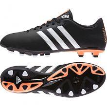Бутсы adidas 11Nova FG чёрные