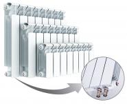 RIFAR BASE VENTIL 200 BVR 6 секций радиатор нижнее правое подключение