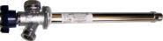 Кран настенный латунь хромированная 500 мм  MADBSP20AR
