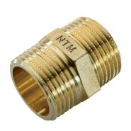 Ниппель HH 1 1/2х1 1/4 для стальных труб резьбовой Арт. 552G11/211/4