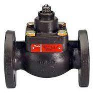 Регулирующий клапан двухходовой VB 2, Ду 20, Kvs=6.30 м3/ч, фланцевый, чугун, Тмакс=150°С, Ру 25