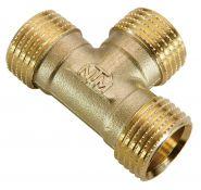 Тройник НН 1 для стальных труб резьбовой Арт. 572G1/0