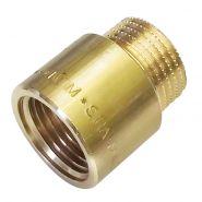 Удлинитель HВ 100x1/2 для стальных труб резьбовой Арт. 530G1/2100