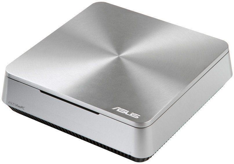 Системный блок ASUS VM40B-S185V (90MS0011-M01860) серебристый