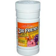 21st Century Health Care Zoo Friends with Extra C (60 табл.)