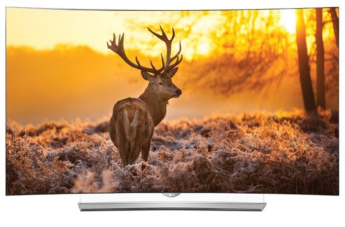 OLED телевизор LG 65 EG 960 V