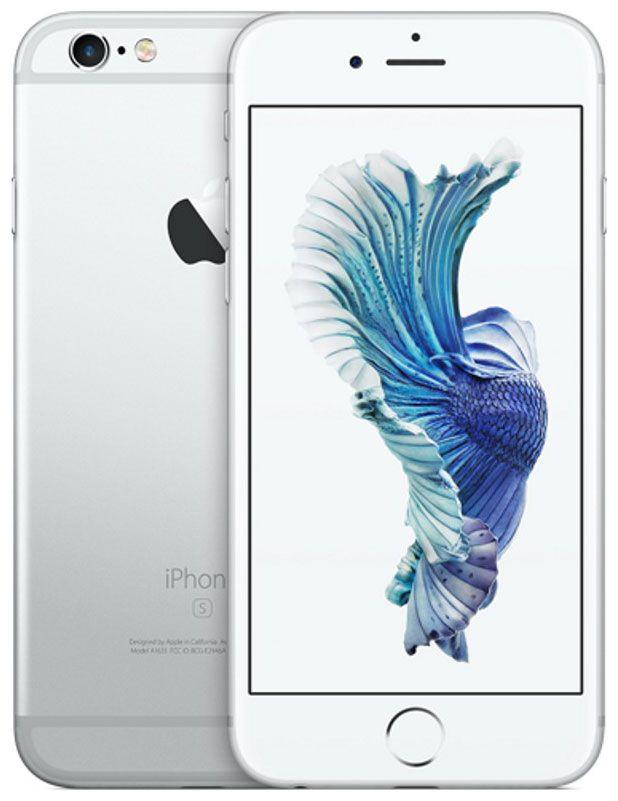Мобильный телефон Apple iPhone 6S 16 Gb Silver A1688