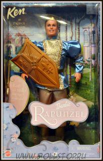 коллекционная кукла Кен как Принц Стефан - doll Ken as Prince Stefan