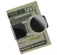 Стильный зажим для денег