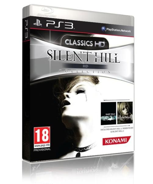 Игра Silent Hill hd collection (ps3)