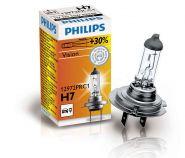 ЛАМПА БЛИЖНЕГО СВЕТА PHILIPS H7 (PX26d) 12 В, 55 Вт Premium Vision +30%
