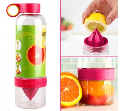 Бутылка - соковыжималка Citrus Zinger