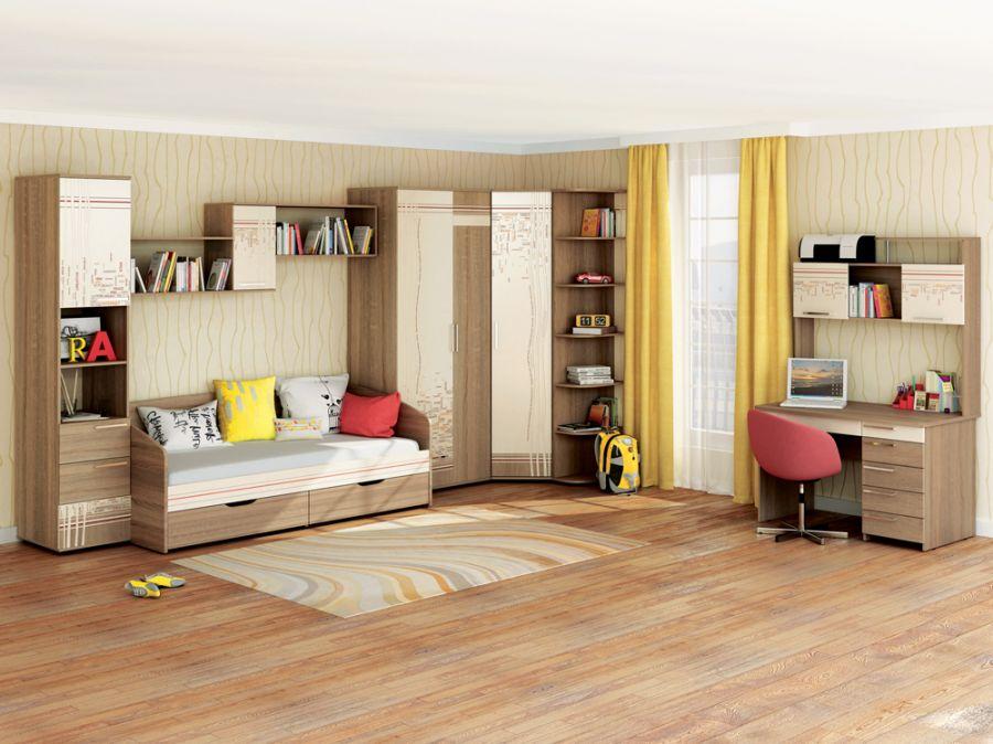 Мебель для молодежи «Бриз»