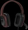 Игровая гарнитура Warhead G-250 коричневый, кабель 2,5 м