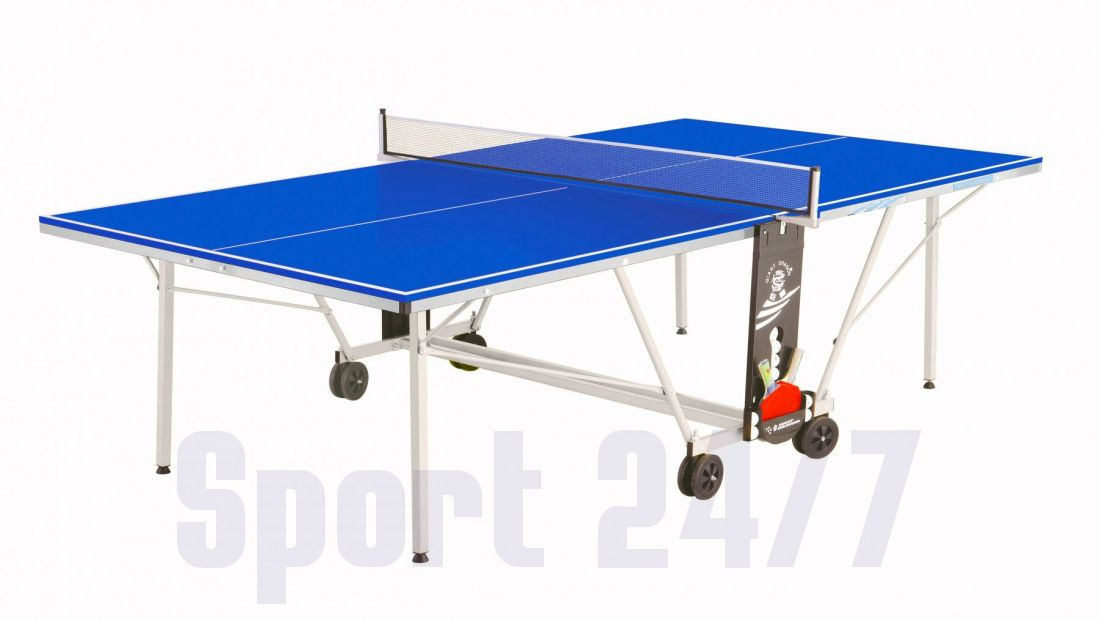 Теннисный стол GIANT DRAGON POWER 800 (soul)+ набор ракеток с мячиками
