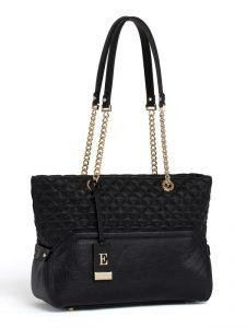 Чёрная сумка Eleganzza