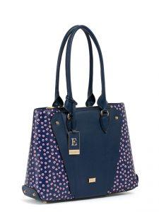 Кожаная сумка Eleganzza