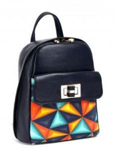 Кожаный рюкзак Eleganzza