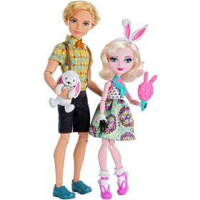 Игровой набор Банни Бланк и Алистер Вандерленд (Bunny Blanc&Alistair Wonderland), EVER AFTER HIGH