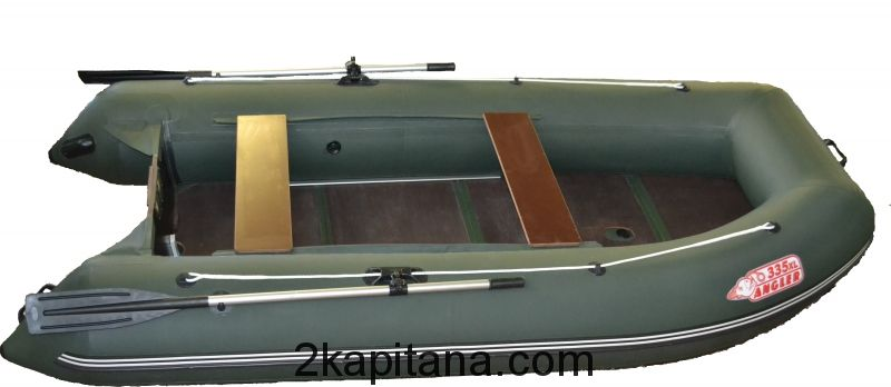 Лодка надувная Angler AN 335XL