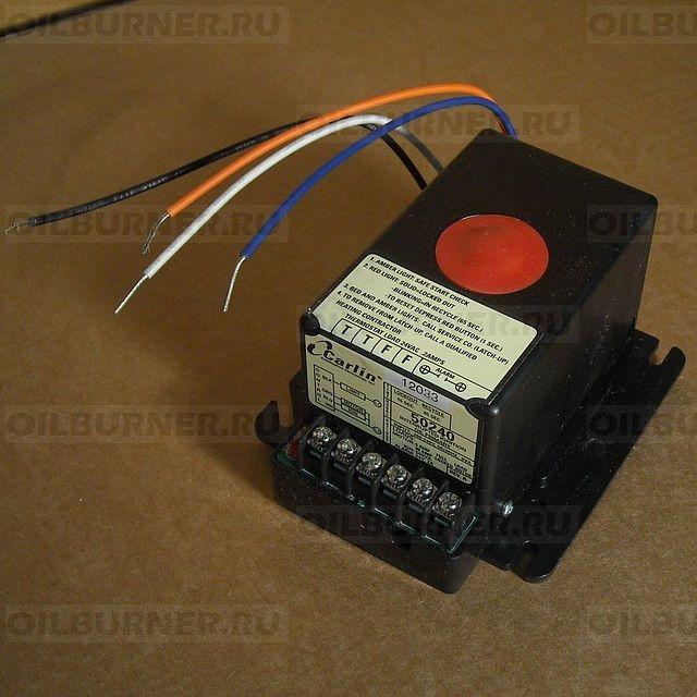 Контроллер горелки DanVex