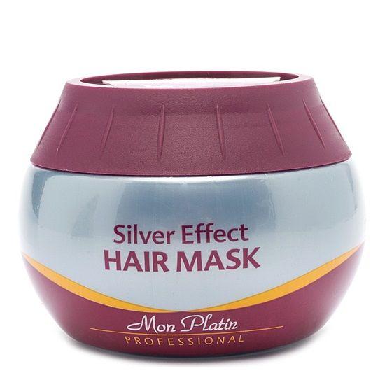 Маска для волос Silver effect Mon Platin Professional (Мон Платин Профешнл) 300 мл