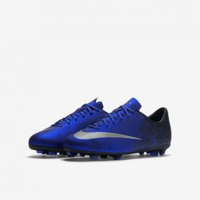 Детские бутсы NIKE MERCURIAL VICTORY V CR FG 684848-404 JR