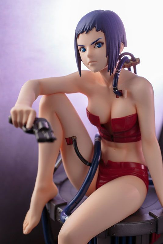 Фигурка Ghost in the Shell: Motoko Kusanagi 1/8 Complete
