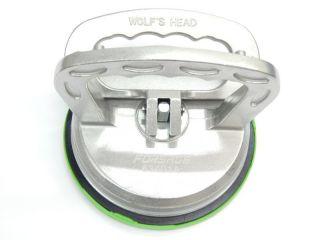 Съемник стекол однозажимной (присоска) диам. 123мм-30кг (алюм.)