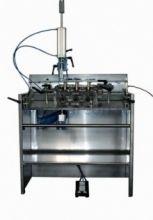 Рассухариватель пневматический, полезная длина рабочего стола 870 мм, ширина стола 400мм, угол наклона стола 360 град.