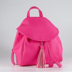 Рюкзак женский 1512710; экокожа; сливовый