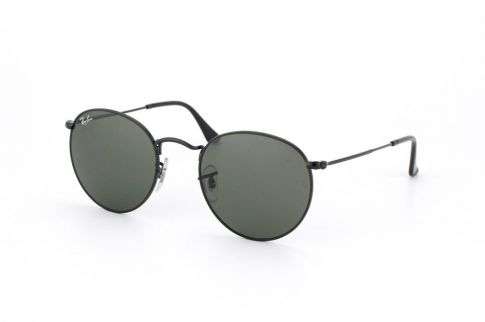 Ray Ban Round Metal RB3447 002
