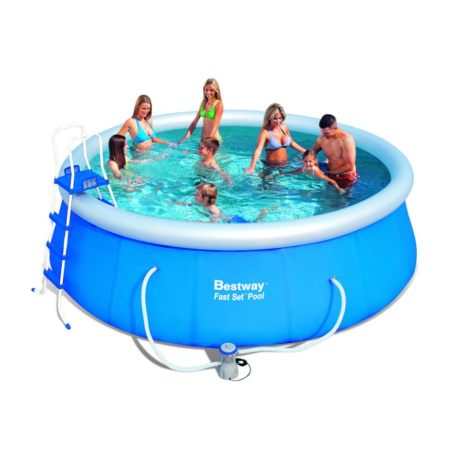 Надувной бассейн Bestway 57289 (457х122)