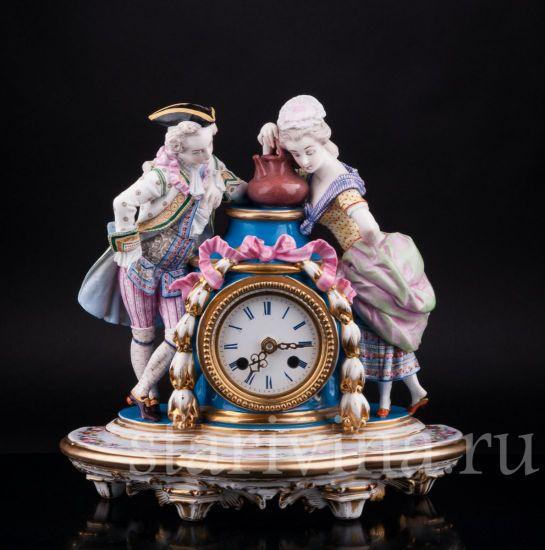 Изображение Часы, Франция, 19 в