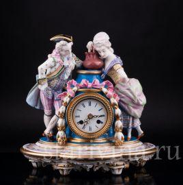 Часы, Франция, 19 в